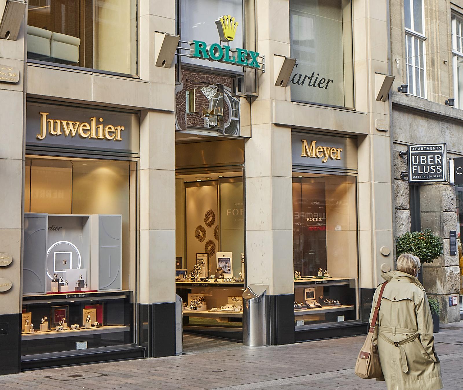 Niederlassung Bremen Juwelier Mahlberg & Meyer