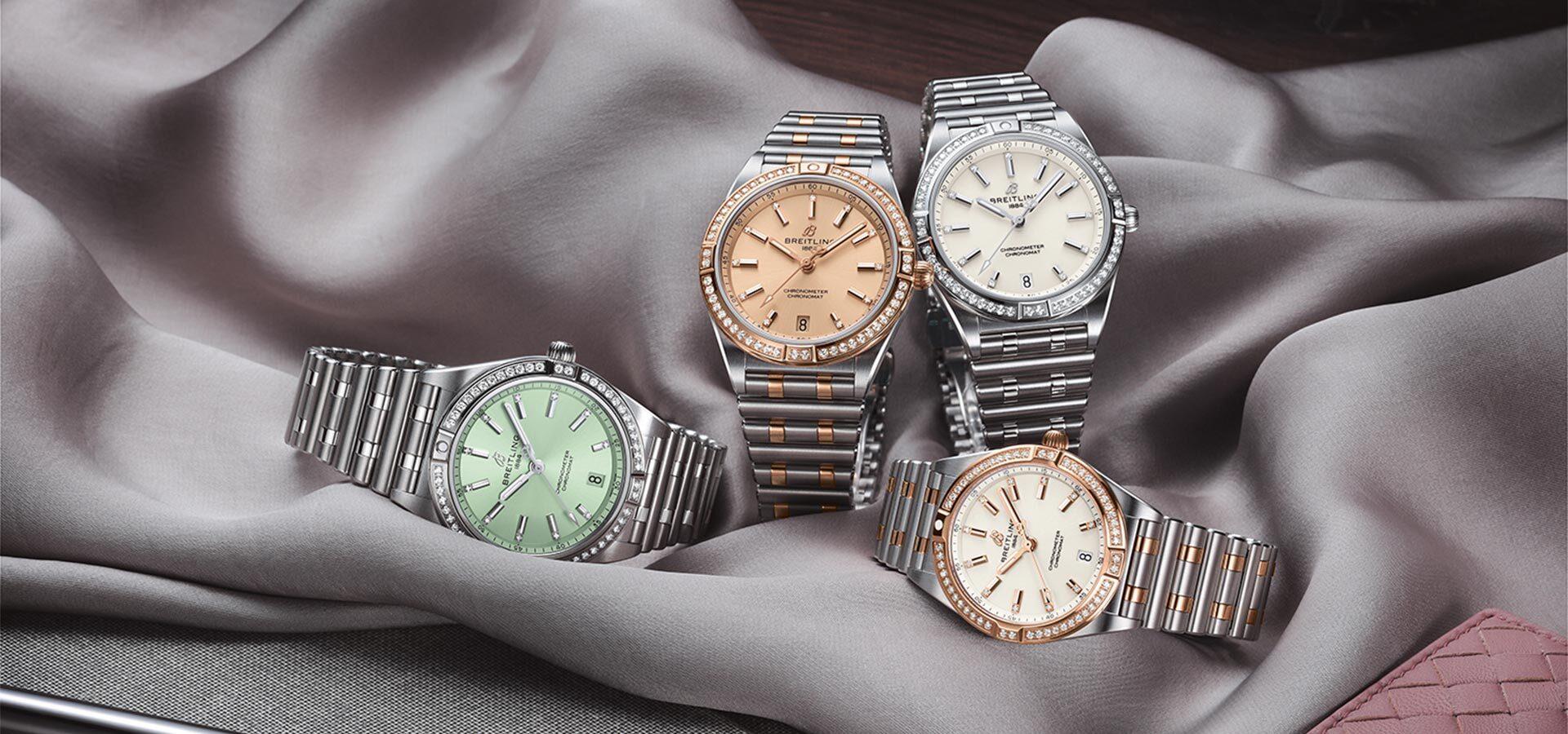Breitling Chronomat für Damen