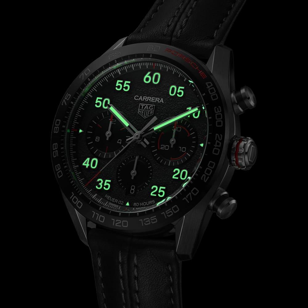 Der neue TAG Heuer Carrera Sport Chronograph